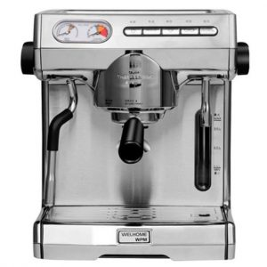 welhome wpm kd-270s thermoblock coffee machine