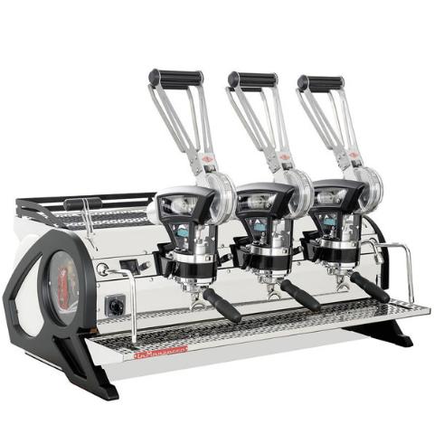 mesin kopi espresso La Marzocco leva 3-group