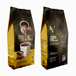 Victoria Premium Dark Chocolate Powder/Bubuk
