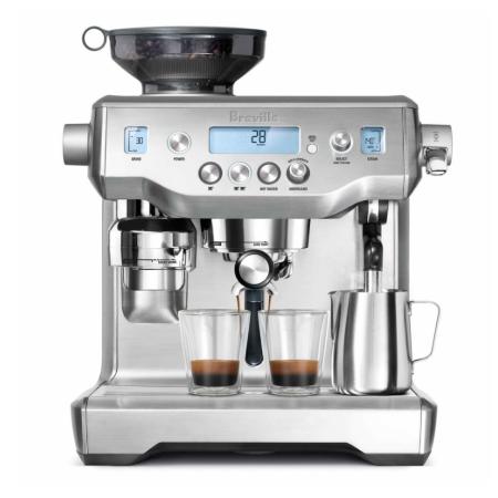 Mesin Kopi Espresso Breville BES980 Dual-Boiler