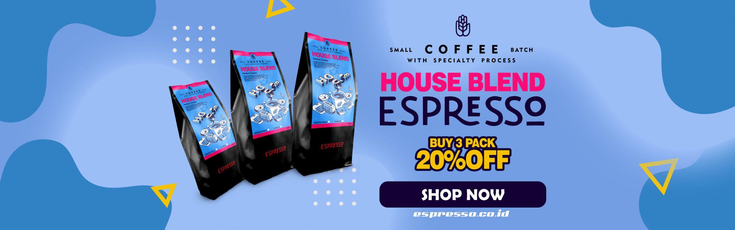 Promo espresso indonesia