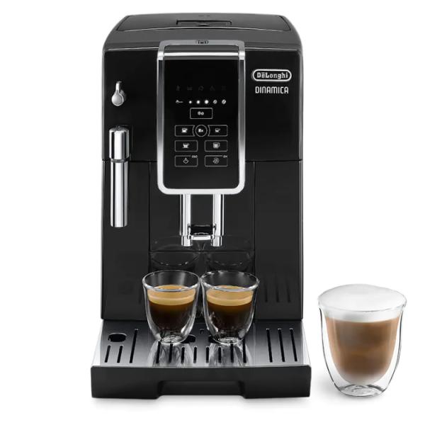 DeLonghi Dinamica ECAM 350.15.B Full aoutomatic coffee machine